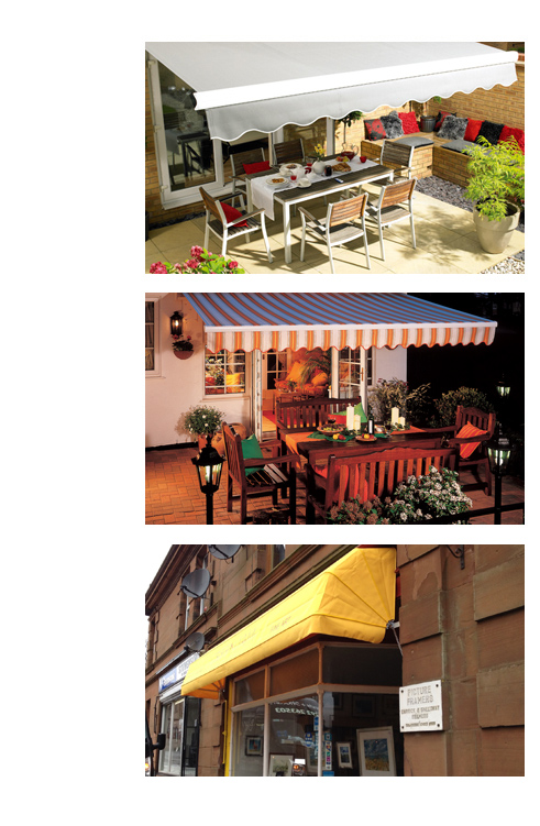 Awnings and Canopies Ayrshire