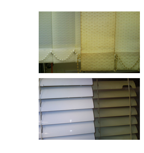 Shutters and Blinds Cleaning and Repair