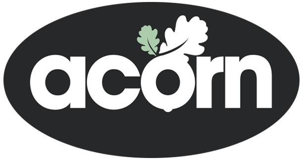 Acorn Shutters and Blinds Logo