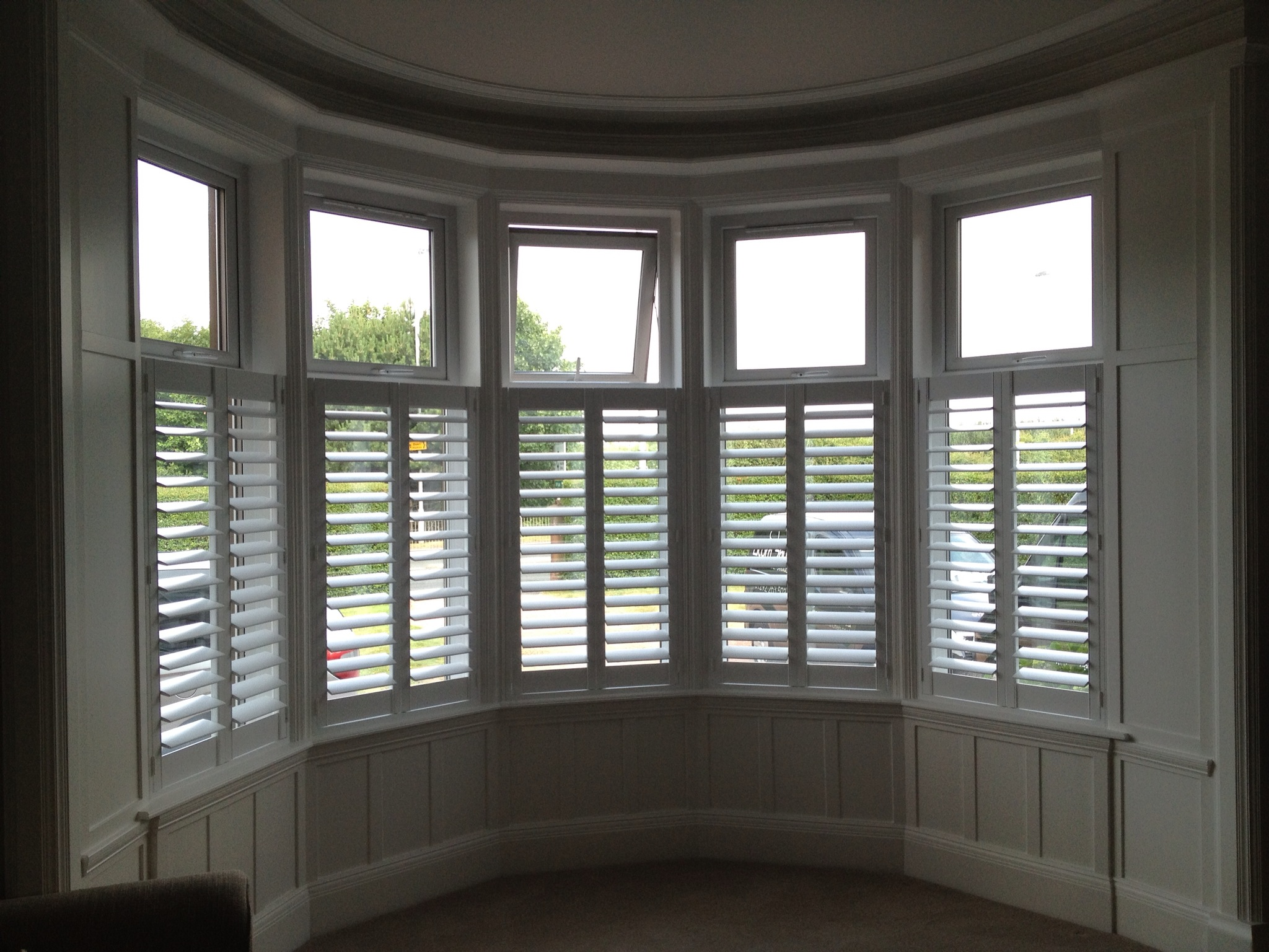 Window Shutters Gallery Bespoke Wooden Shutters Acorn